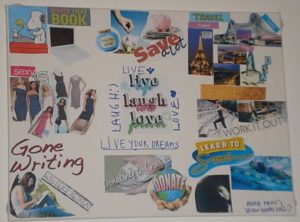 2012 vision board