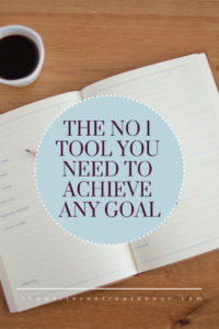 The no 1 tool you need to achieve any goals