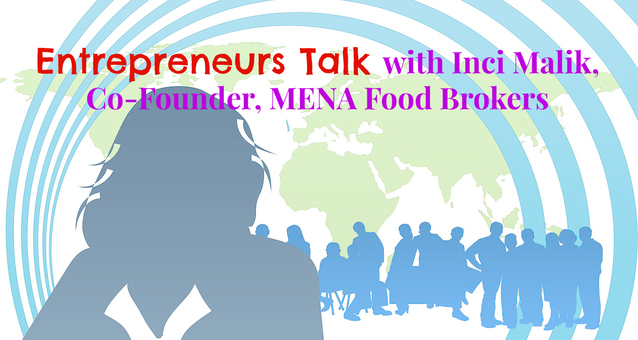 entrepreneurs talk with inci malik