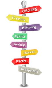 hire a mentor or coach to help you