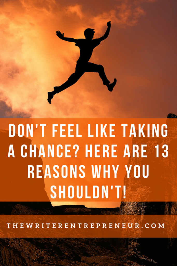 If you do not feel like taking a chance, here are 13 reasons why you should not