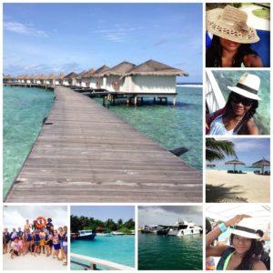 my adventure in maldives