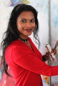 Shefali Ranthe dubai artist