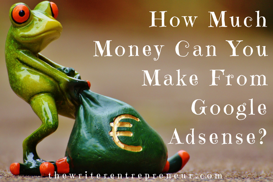 How Much Money Can You Make From Google Adsense