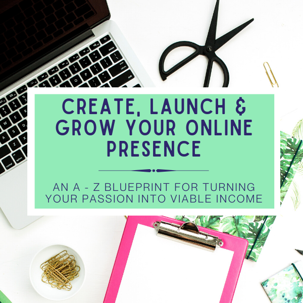 The A - Z Blueprint for Turning Your Passion into a Viable Income