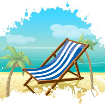 beach bum life