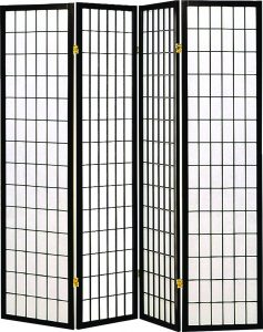 Coaster Home Furnishings Oriental Shoji Room Divider