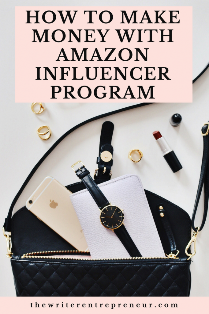 How to Make Money with Amazon Influencer Program