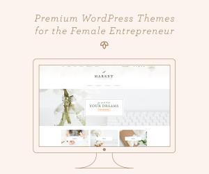 premium wordpress themes for the female entrepreneur