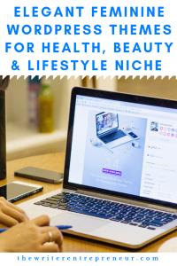 feminine wordpress themes for blogs