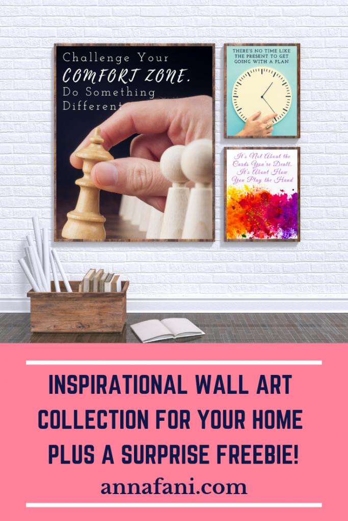 inspirational wall art printables
