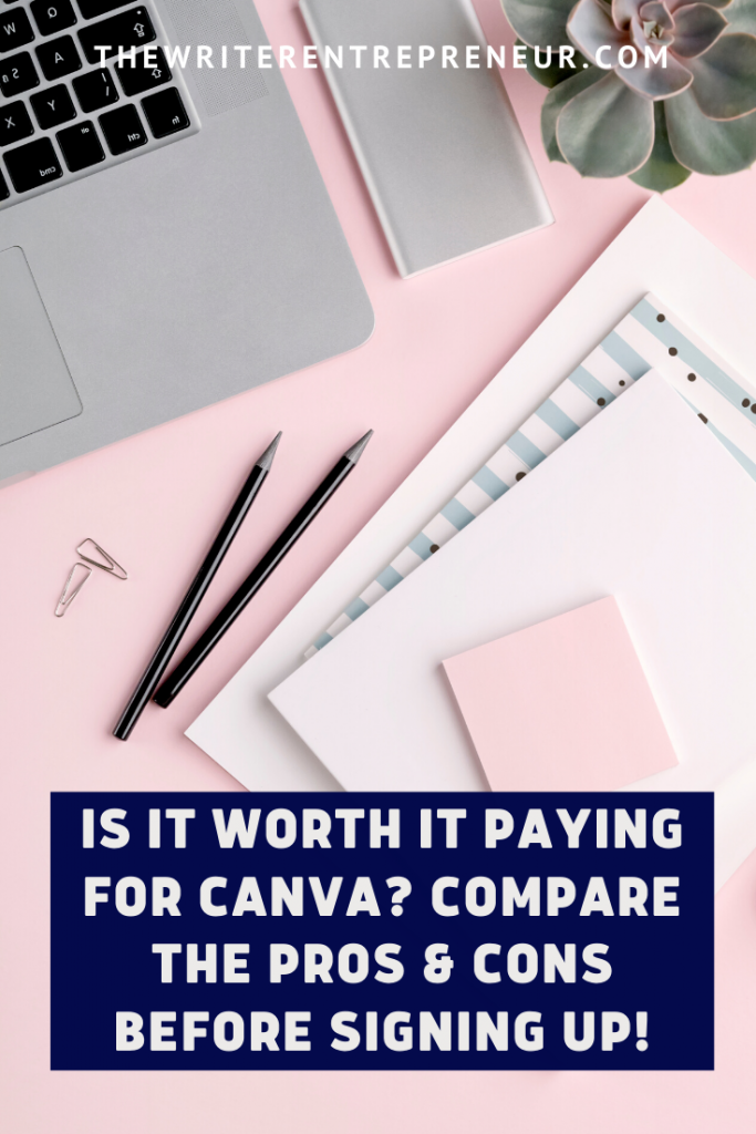 Is it worth it paying for Canva? Compare the pros and cons before signing up
