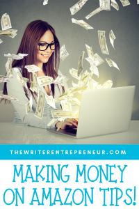 Making money on amazon tips