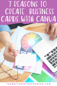 7 reasons to create your business cards with Canva