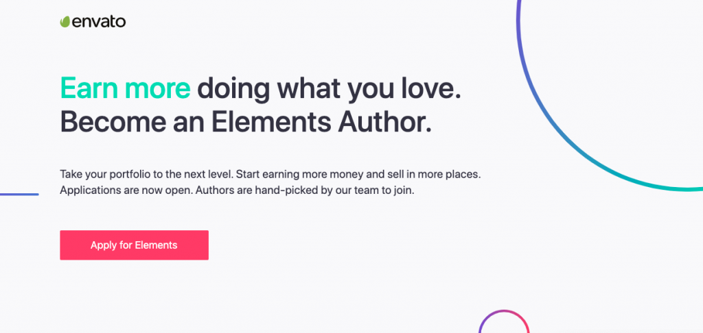 Sell digital products on Envato Market