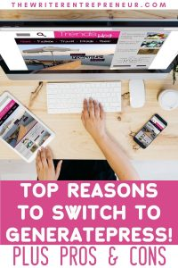 Top Reasons to Switch to GeneratePress Plus Pros and Cons