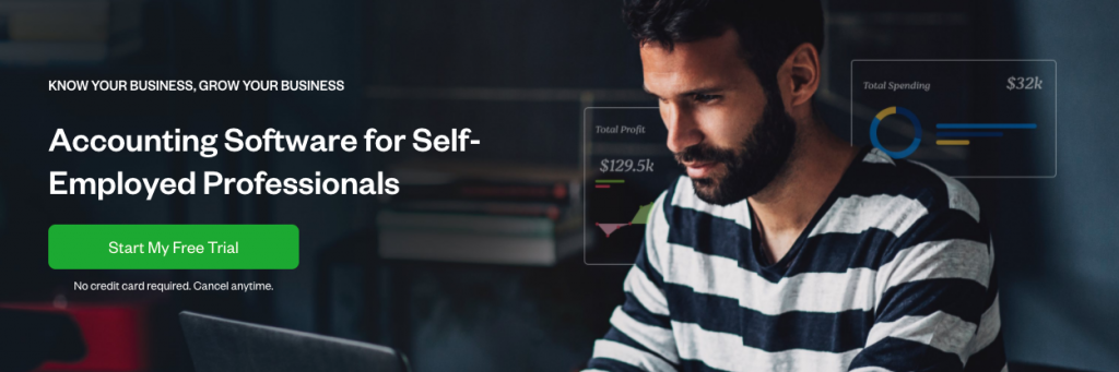 FreshBooks Accounting Software for Self-employed Professionals