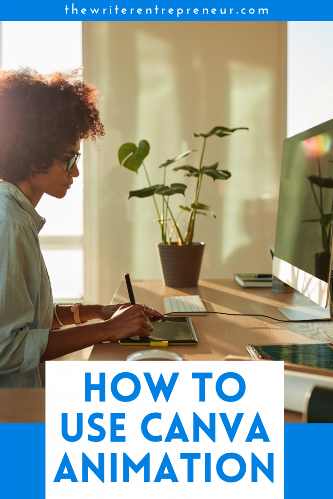 How to Use Canva Animation